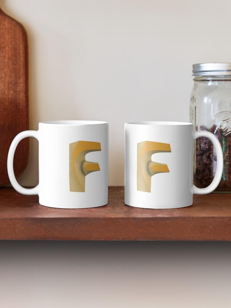 Alternate view of ★ Fusion 360 Designer Mug