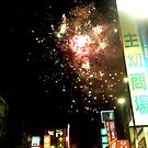 Fireworks, Taitung by Digby