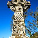 Celtic Cross . Ireland by EUNAN SWEENEY