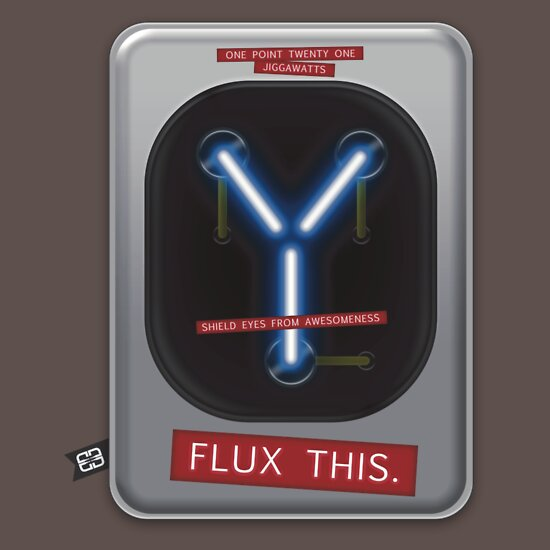 TShirtGifter presents: Flux This