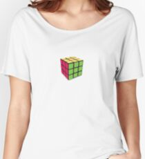 Rubix Women's Relaxed Fit T-Shirt