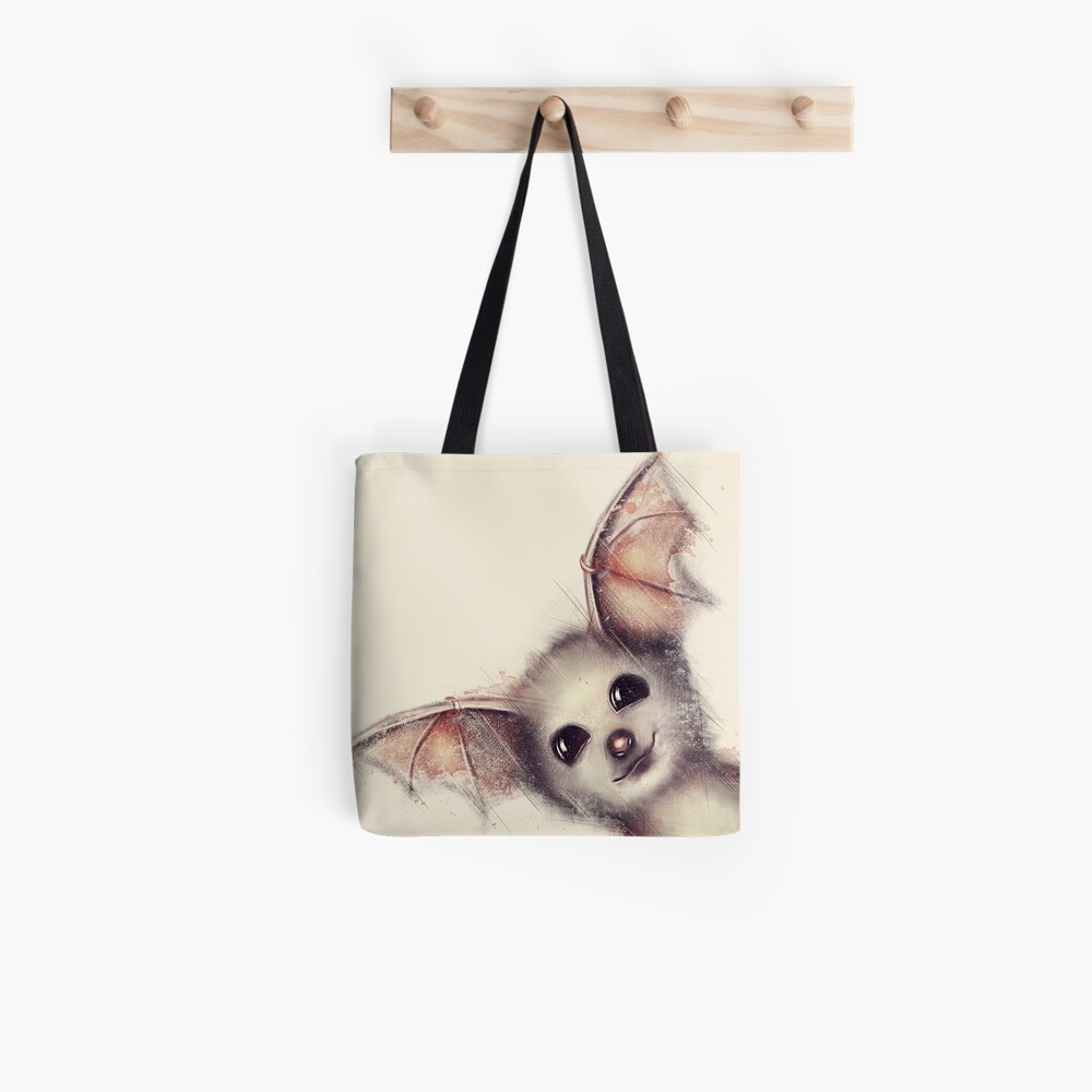 What the Fox? Stofftasche