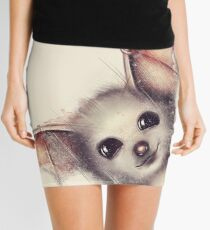 What the Fox? Mini Skirt