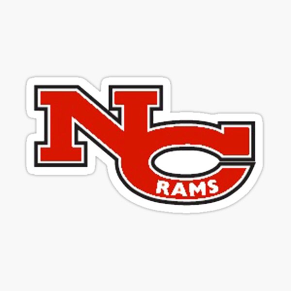 New Canaan Rams Sticker