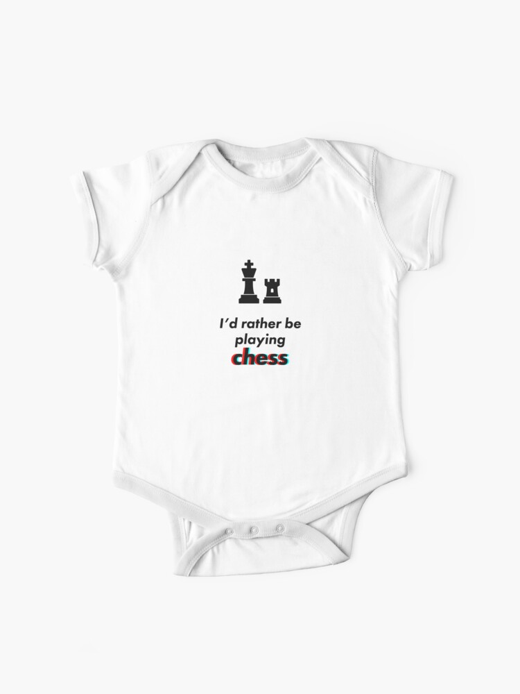 I/'d Rather Be Playing Chess T-Shirt