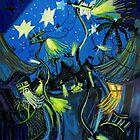 'stars and street lights' ..  by glennbrady