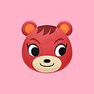 Cheri Animal Crossing by doodlecarrot