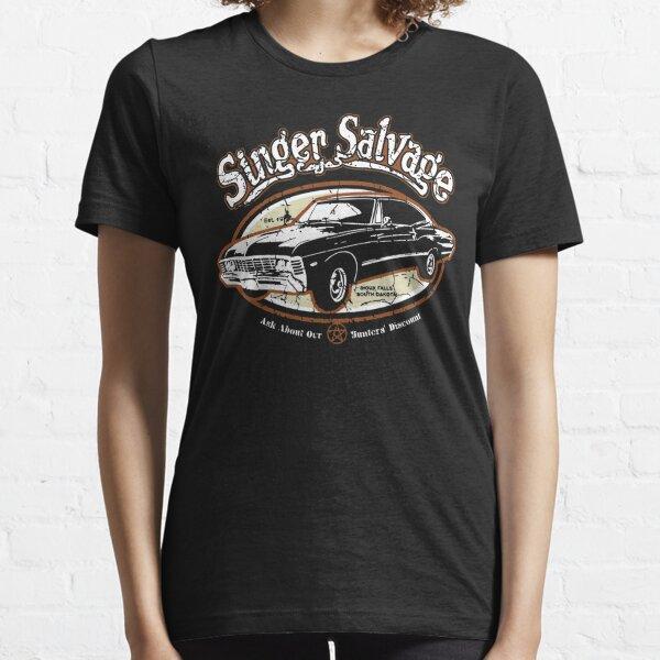 Singer Auto Salvage Yard Car Essential T-Shirt