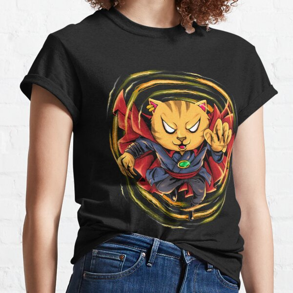 Kitty Strange: A Magical Mystical Puss Classic T-Shirt