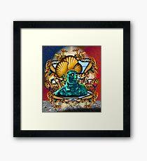 Bene Gesserit Shrine Framed Print