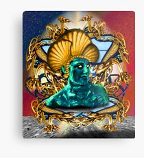Bene Gesserit Shrine Metal Print
