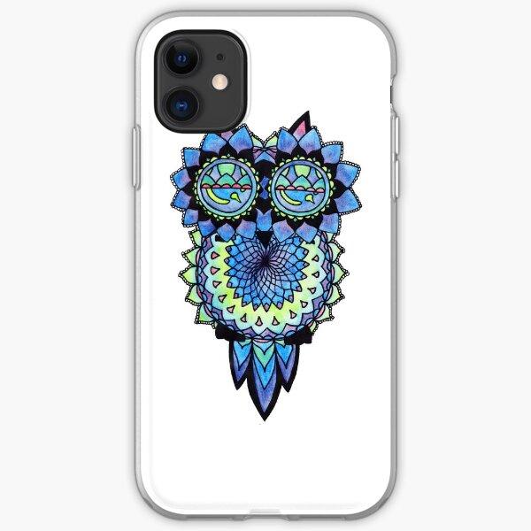 Zen Owl iPhone Soft Case