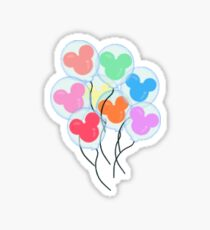 kleine Ballons Sticker