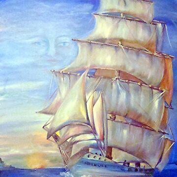 Sails at Sunrise by sermelis