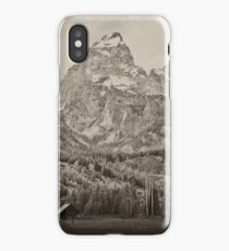 Wilderness Home iPhone Case/Skin