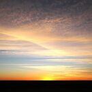 Desert Sunset by May-Le Ng