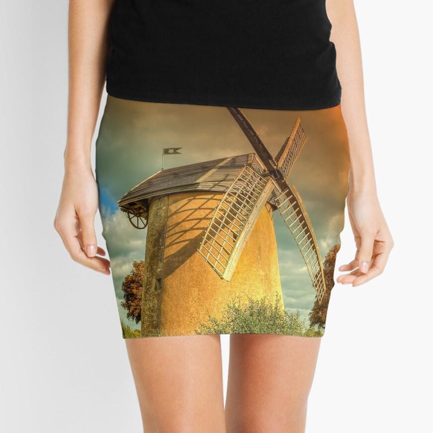 Bembridge Windmill Mini Skirt