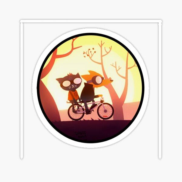 bike ride babey! Sticker