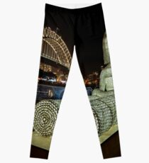 Knitted Lady Leggings