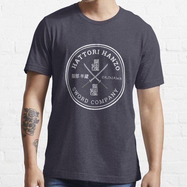 Hattori Hanzo Sword Company Essential T-Shirt