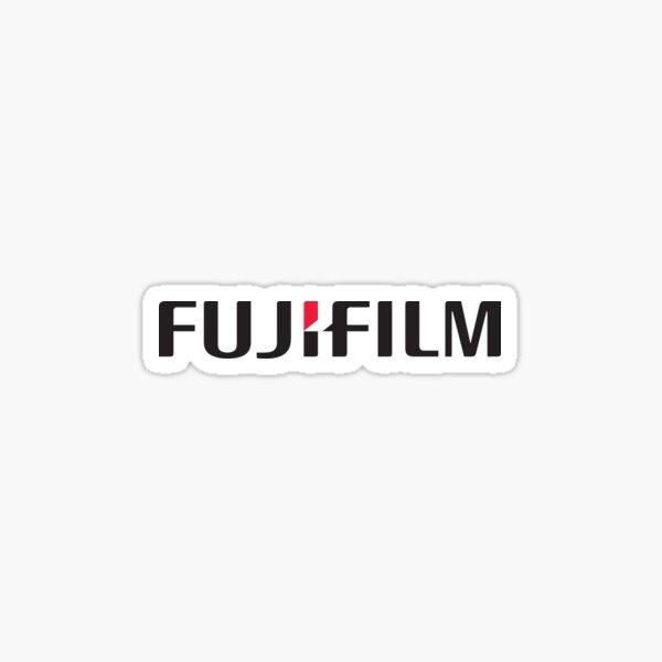 Fujifilm Sticker