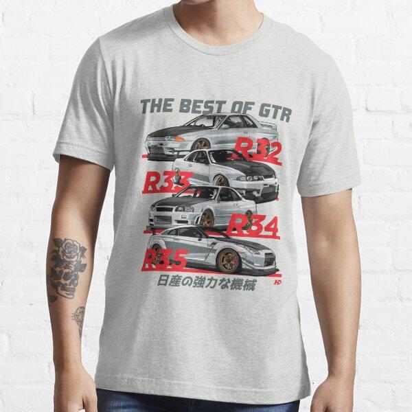 Modern GTR Family T-Shirt Essential T-Shirt