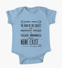 The Infinite Starter Remastered (Black) Kids Clothes