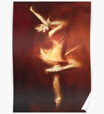 Dancer's of Degas Poster