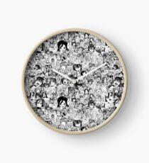 Bhentai  Clock