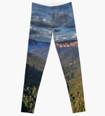 Govett's Leap Panorama Leggings