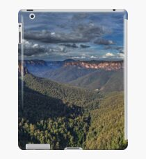 Govett's Leap Panorama iPad Case/Skin