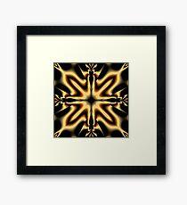 Dark Style Framed Print