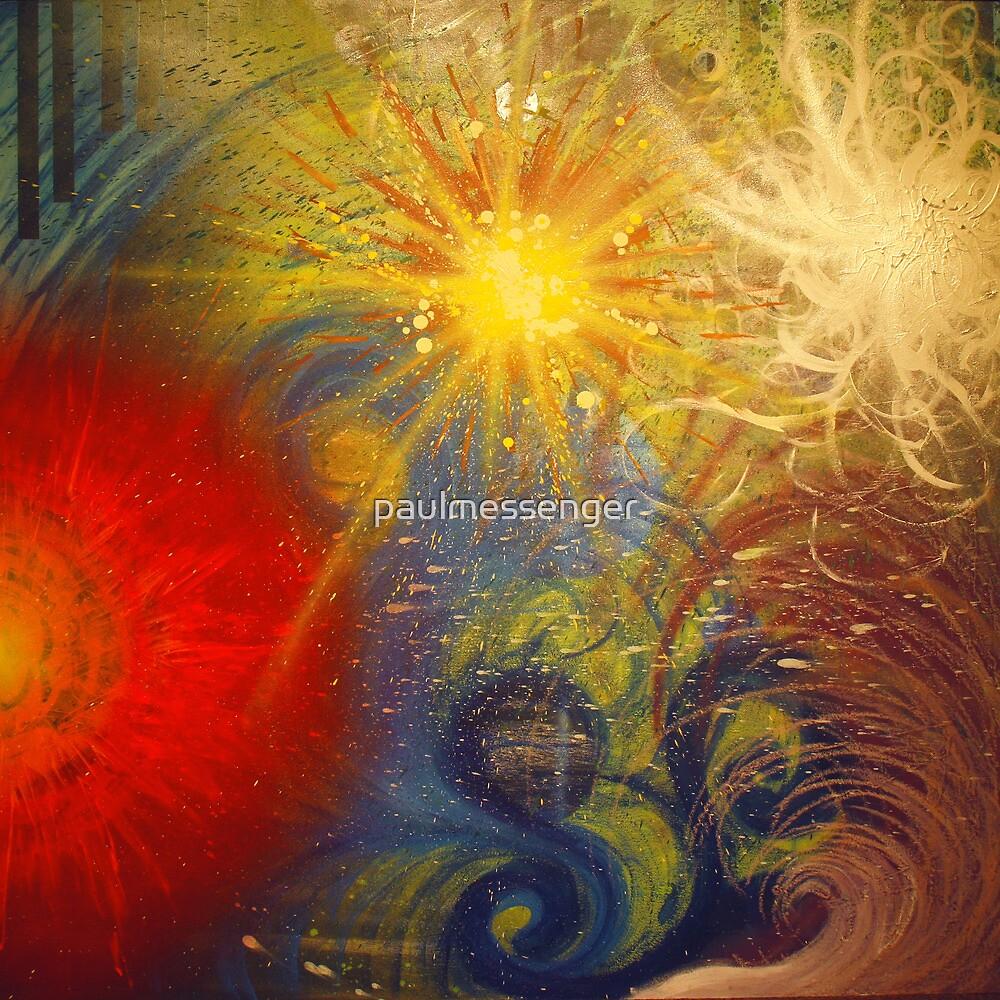 Divine Revelation by paulmessenger
