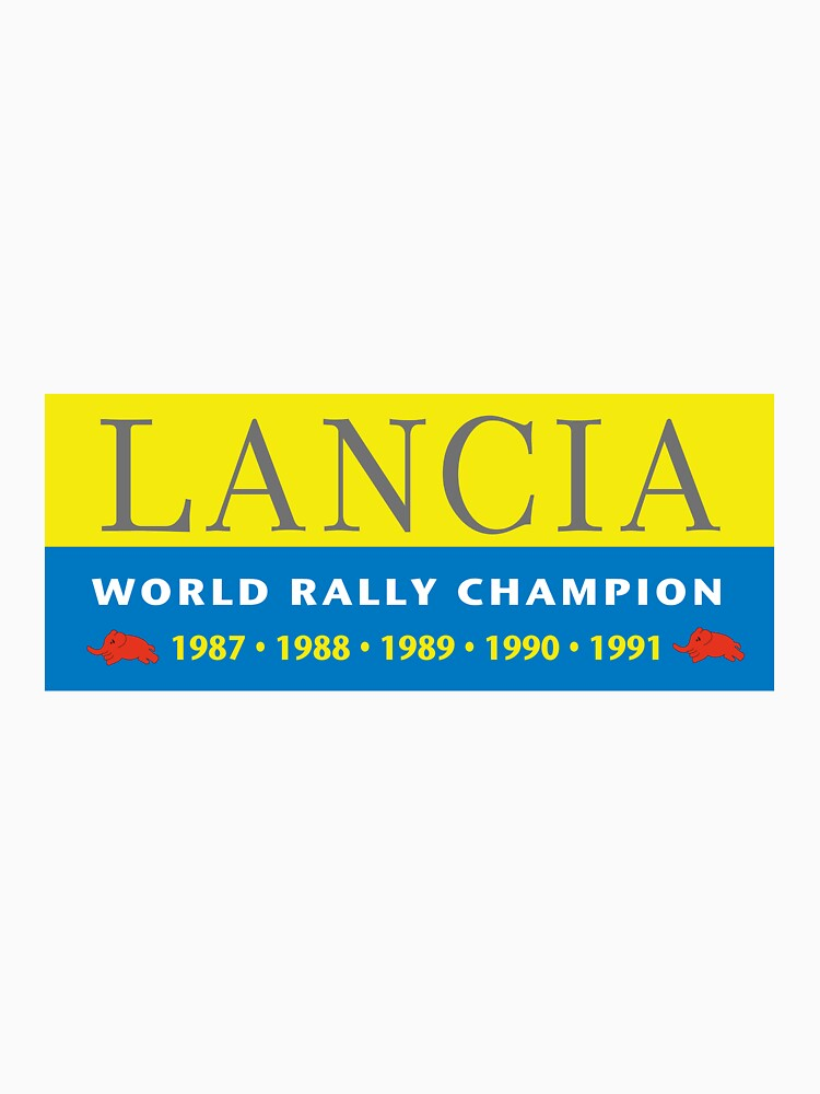 laNCIA world champ 3 by scuderiaacero