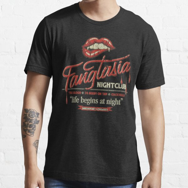 Fangtasia Nightclub Vintage Essential T-Shirt