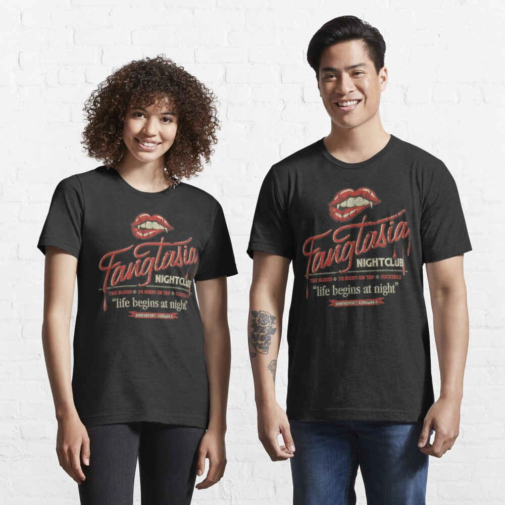 Fangtasia Nightclub Vintage Essential T-Shirt