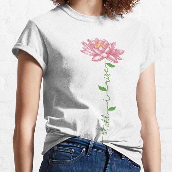 Still I Rise Script Classic T-Shirt
