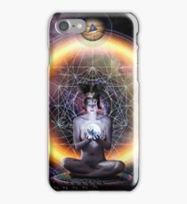 The Architect sacred geometry iPhone Case/Skin