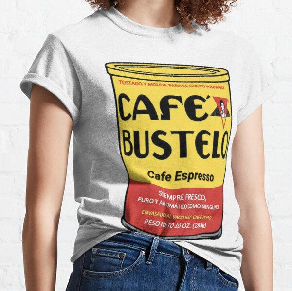 Cafe Bustle Classic T-Shirt
