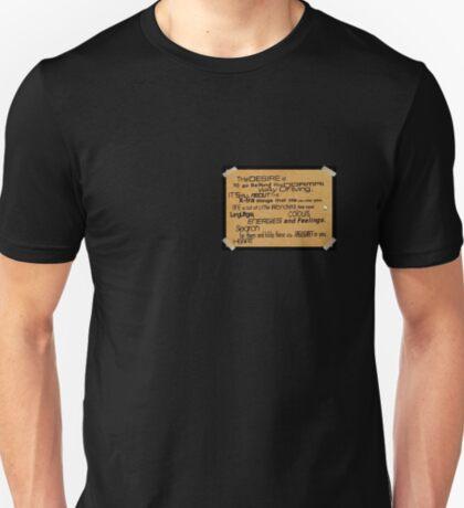 Care label by Patjila  T-Shirt