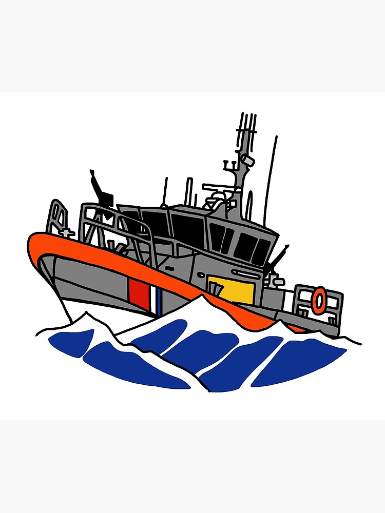 USCG 45 ft Response Boat Medium by AlwaysReadyCltv