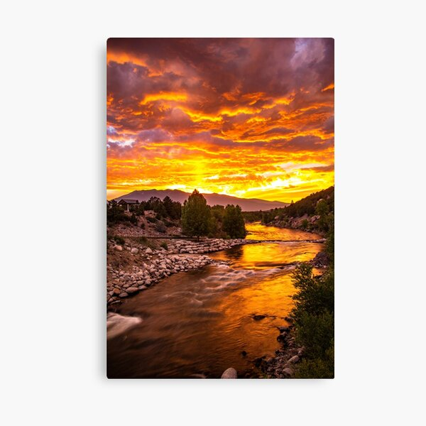 Right Place, Right Time Canvas Print