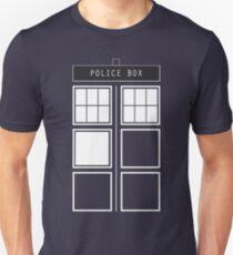 Feel like a police box T-Shirt