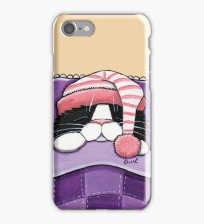 Sleepy Head iPhone Case/Skin