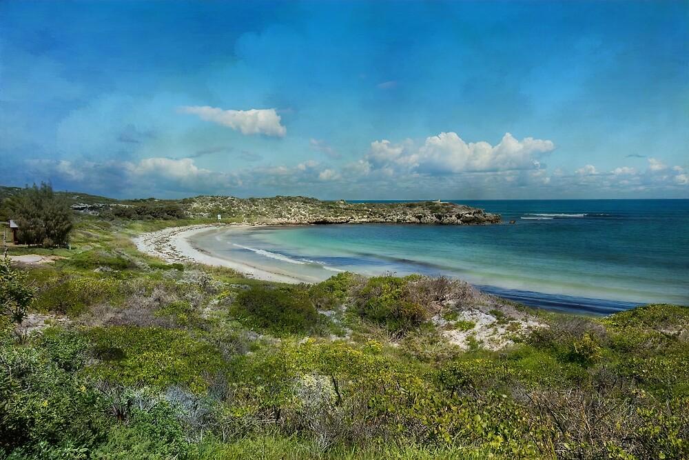 Jurien Bay, Western Australia by Elaine Teague