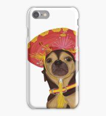 Sombrero Dog iPhone Case/Skin
