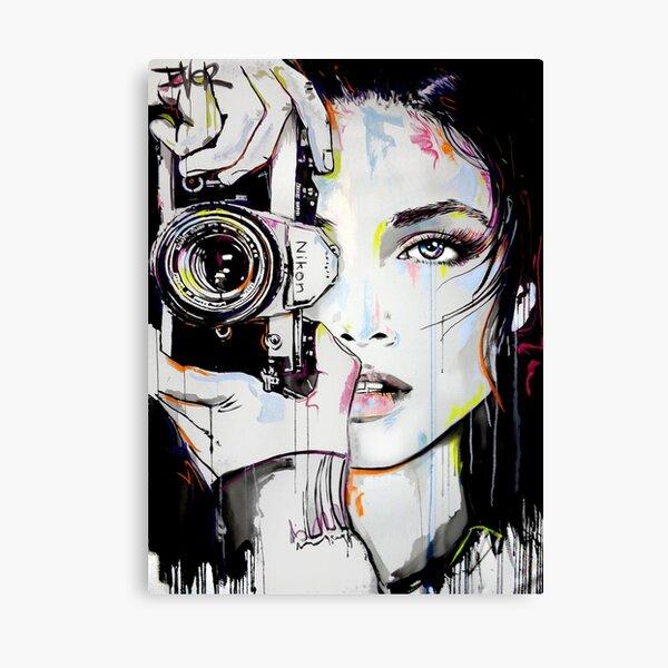 a bigger zoom Canvas Print