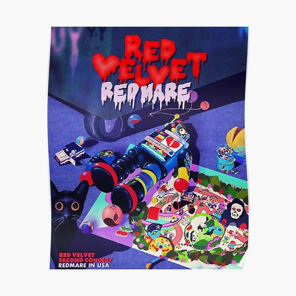 red velvet redmare tour 2019 nettv Poster