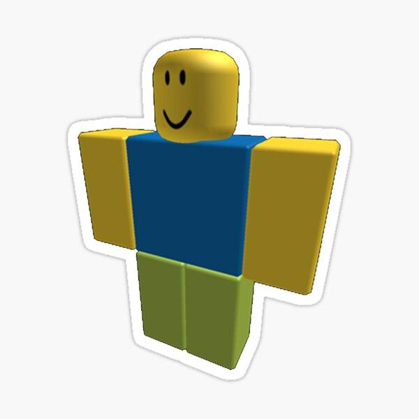 Roblox Default Character 2006 Version Sticker
