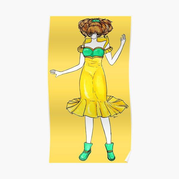 Flower Girl : Jonquil Poster